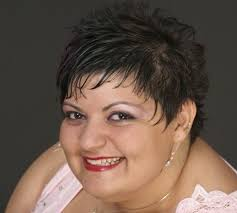 chicos short hair model hairstyles for plus size women lovetoknow