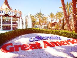 summer means california u0027s great america is now open and waiting
