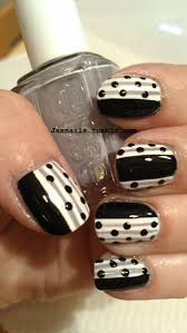 154 best manis 2 try black and white images on pinterest black