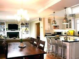kitchen and dining room decorating ideas living room with dining room dining room and living room decorating