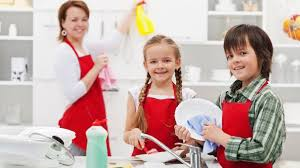 how to do a family chore day parenting squad