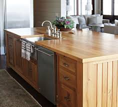 how to build a kitchen island with sink and cabinets getting water to a kitchen island sink see it do it