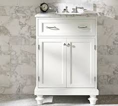 Pottery Barn Bathroom Vanities Small Vanities Console Sinks Pottery Barn