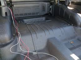 Line X Floor Coating by Jeep Tub Archives Truck Accessories Featuring Line X And Truck