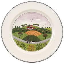 design naif bread butter plate meeting villeroy boch
