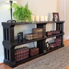 Pine Wood Bookshelf Home Dzine Home Diy Rustic Pine Or Reclaimed Wood Bookshelf