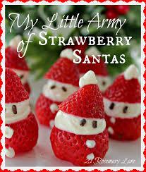 21 rosemary lane super santa snack