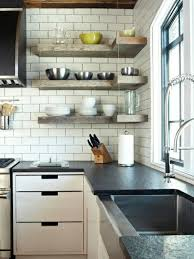 ideas for kitchen shelves corner shelf for space saving ideas for practical organization