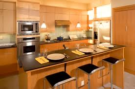 multi level kitchen island kitchen silver barstools dining set rustic kitchen cabinet green