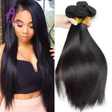 picture of hair sew ins sew in women s straight hair extensions ebay