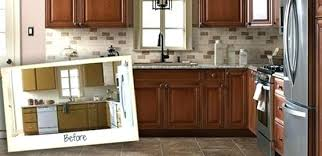resurface kitchen cabinets kitchen cabinet refacing ideas dynamicpeople club