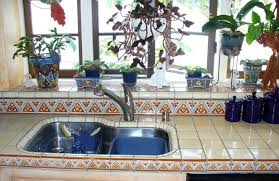 kitchen backsplash mexican tile stickers mexican hand painted