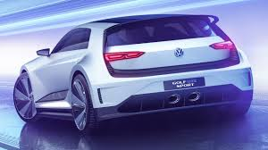 volkswagen sports car models 2015 volkswagen golf gte sport concept 3 wallpaper hd car wallpapers