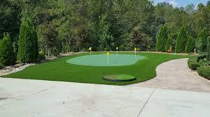 backyard putting greens more than just putting