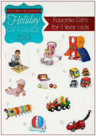 toddler approved favorite gifts for one year olds toddler