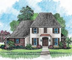 pictures on single story french country house plans free home