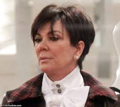 kris jenner diamond earrings kris jenner looks exhausted on outing with daily