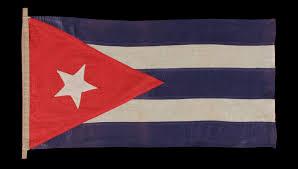 Cuban Flag Images Jeff Bridgman Antique Flags And Painted Furniture Cuban Flag