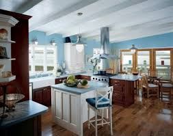 blue kitchen color ideas with hd resolution 1920x1200 pixels