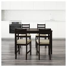 Ikea Dining Room Table And Chairs Lerhamn Table And 4 Chairs Ikea