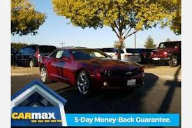 08 camaro price used 2010 chevrolet camaro for sale pricing features edmunds