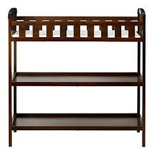 Changing Table In Espresso On Me Emily Changing Table Espresso New Free Ship