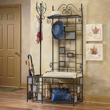 Entryway Storage Bench With Coat Rack Entryway Storage Bench Coat Rack Interior Exterior Benches