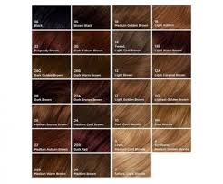 hair color chart these hair color charts will help you find the perfect shade every time