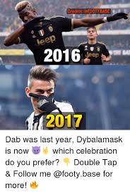Dab Meme - credits base 2016 jeep 2017 dab was last year dybalamask is now
