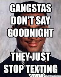 Goodnight Meme Cute - don t say goodnight