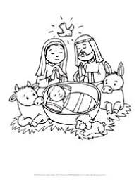 manger coloring pictures coloring pages ideas