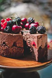 black forest mousse cake black forest mousse and cake