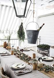 rustic dinner table settings 8 best rustic table settings design dose