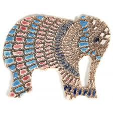 porcelain elephant porcelain elephant 1 home zen seramik atölyesi