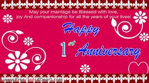 anniversary ecard 1st anniversary ecards marriage anniversary celebrate anniversary