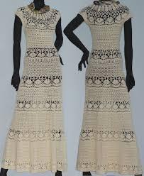 beach wedding crochet dress pattern maxi crochet wedding dress