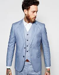 linen clothes for wedding best 25 blue linen suit ideas on blue suit groom