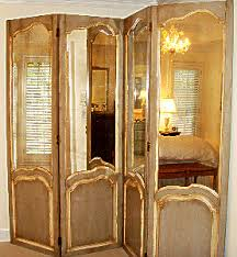 Antique Room Divider Antique Mirror Tile Antiqued Wall Mirror Home Gym Mirror