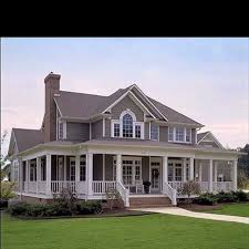 Farmhouse With Wrap Around Porch Top 25 Best Farmhouse House Plans Ideas On Pinterest Farmhouse