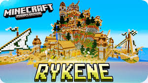 Mpce Maps Minecraft Pe Maps The Rykene Village W Download Mcpe 0 14 0