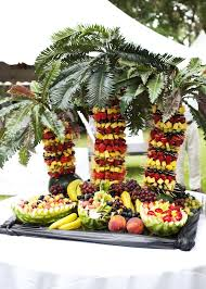 pineapple tree from a perfect setting catering u0026 events inc