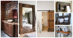 Rustic Bathroom Decor Ideas by Beauteous 90 Rustic Bathroom Decorating Inspiration Of 25 Best