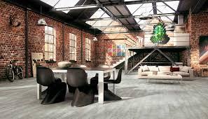 deco loft americain déco style loft new yorkais suspension vintage esprit quartier du