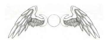 triple moon wings sketch by deltavt on deviantart