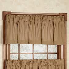 Burlap Ruffled Curtains Cool Burlap Valance 133 Burlap Valance Window Treatments Ruffled