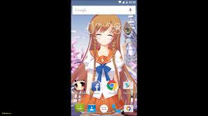 anime girl android live wallpaper new anime girl live wallpaper apk gallery anime wallpaper hd