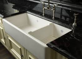 rohl farm sink 36 rohl shaws original 1 1 2 bowl fireclay apron kitchen sink kitchen