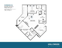 hollywood station luxury condo property for sale rent af realty