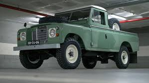 land rover series 3 here u0027s a pristine land rover pickup series for sale columnm