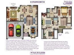 lynsworth twin villa trexler field floor plans kay builders